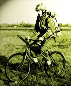 American Military Bicycle