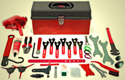 Bicycle Repair & Maintenance Tool Kit