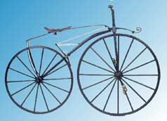 Michaux Velocipede or Boneshaker