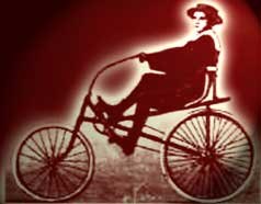 Challand Velocipede