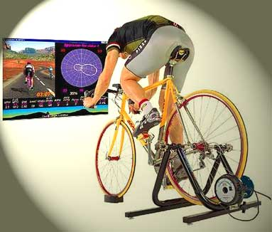 CompuTrainer Bicycle Indoor Training  Stand