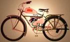 Cool Whizzer Motorized Bicycle