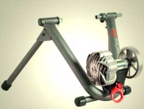 Cyclops Fluid Indoor Stationary Bicycle Trainer
