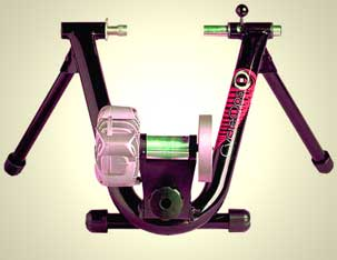 Cyclops Fluid Tempo Indoor Bicycle Trainer