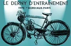 Derny Motorized Bicycle