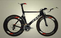 Felt Triathlon / Time Trial Bicycle
