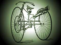 French Army Bicycle