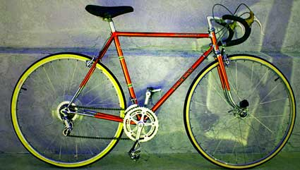 Giant Bike manufactured for the Schwinn company