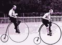 Meyer's High Bicycle
