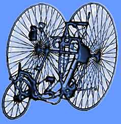 High Wheel Tricycle