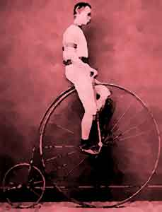 The High Wheeler Bicycle