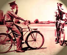 Huffy Bicycles Military Bicycle Signal Corps