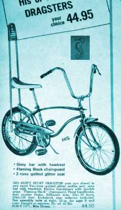 The Huffy Dragster