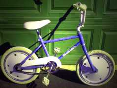 The Huffy Sigma