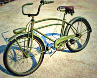 Huffy Bicycles Military Bicycle