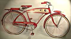 The Huffy Radio Bicycle