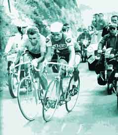 Jacques Anquetil Cycling Champion