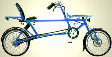 Klassik Recumbent Bicycle