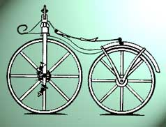 Lallement Velocipede Patent