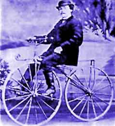 Pierre Lallement's Velocipede