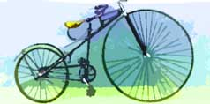 Lawson's Safety Bicycle