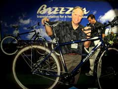 Joe Breeze, Breezer Mountain Bikes Founder
