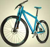 MTB single-speed bike