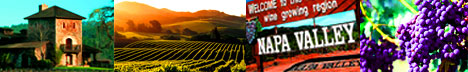 Napa Valley Bicycle Tours Banner