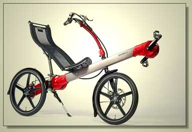 SWB Flevobike Recumbent Bicycles
