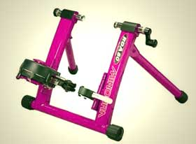 Rim Drive Indoor Stationary Bicycle Stand
