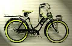 Rollfast Hopalong Cassidy Bicycle