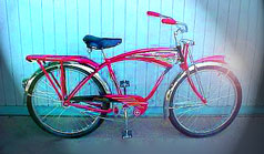 Schwinn Cruiser - Cool bicycle.