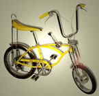 Schwinn Sting Ray - Cool bicycle.