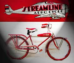 Schwinn Streamline Aero-Cycle Poster