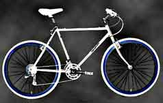 Early Specialized Stumpjumper Bicycle