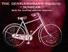 Gentlewoman's Touring Sunbeam Bicycle