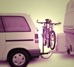 Town n Go - RV Bike  Racks