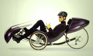 Windcheetah Recumbent