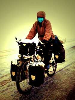Winter Bicycle Tour